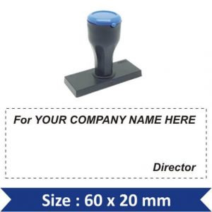 Designation Stamp