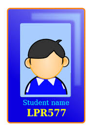 School / College ID cards