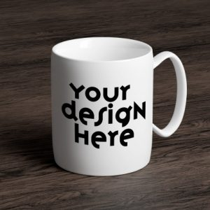 Custom Design Coffee Mugs