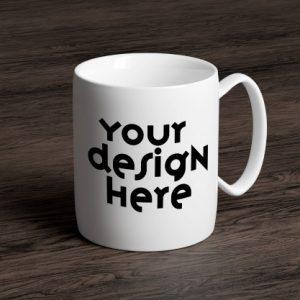 Custom Design Coffee Mugs