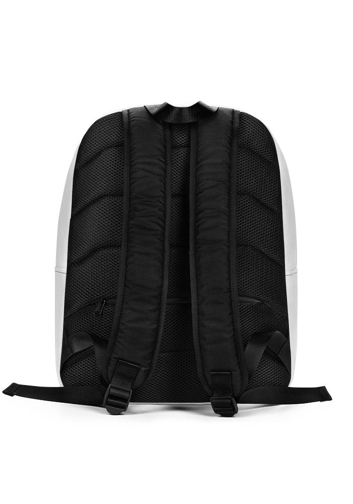 Customized White Back Packs