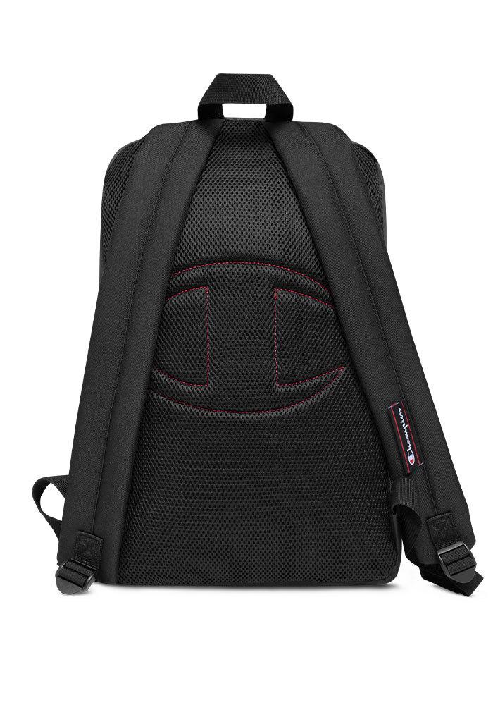 Black Custom Back Pack