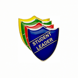 Student Leader Pin Badge